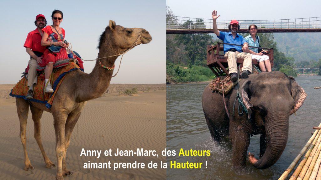 A et JM Versini Chameau et Eléphant