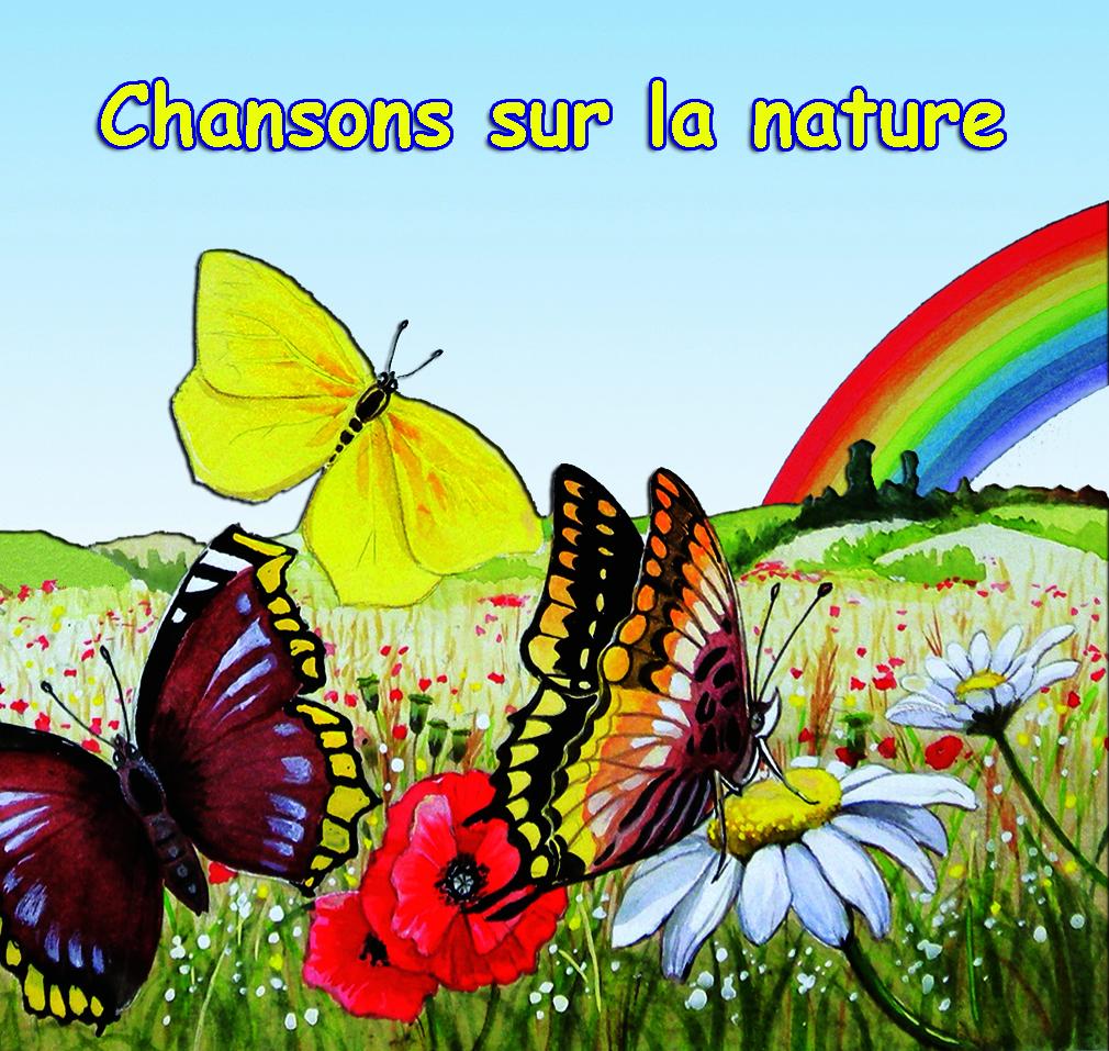 Chansons sur la nature