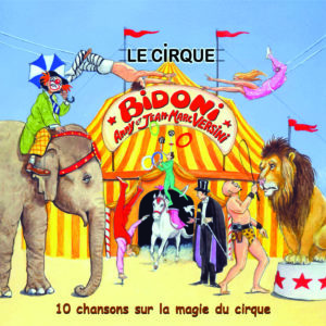10. Le cirque est reparti