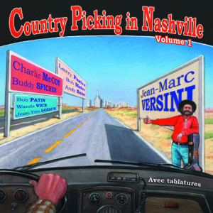 Country Picking in Nashville - Vol. 1 (Téléchargeable) - Jean-Marc Versini