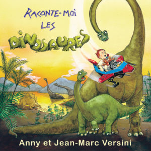 7. La brève apparition du Tyrannosaure (Conte)