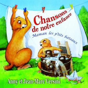 Chansons de notre enfance (Téléchargeable) - A et J-M Versini