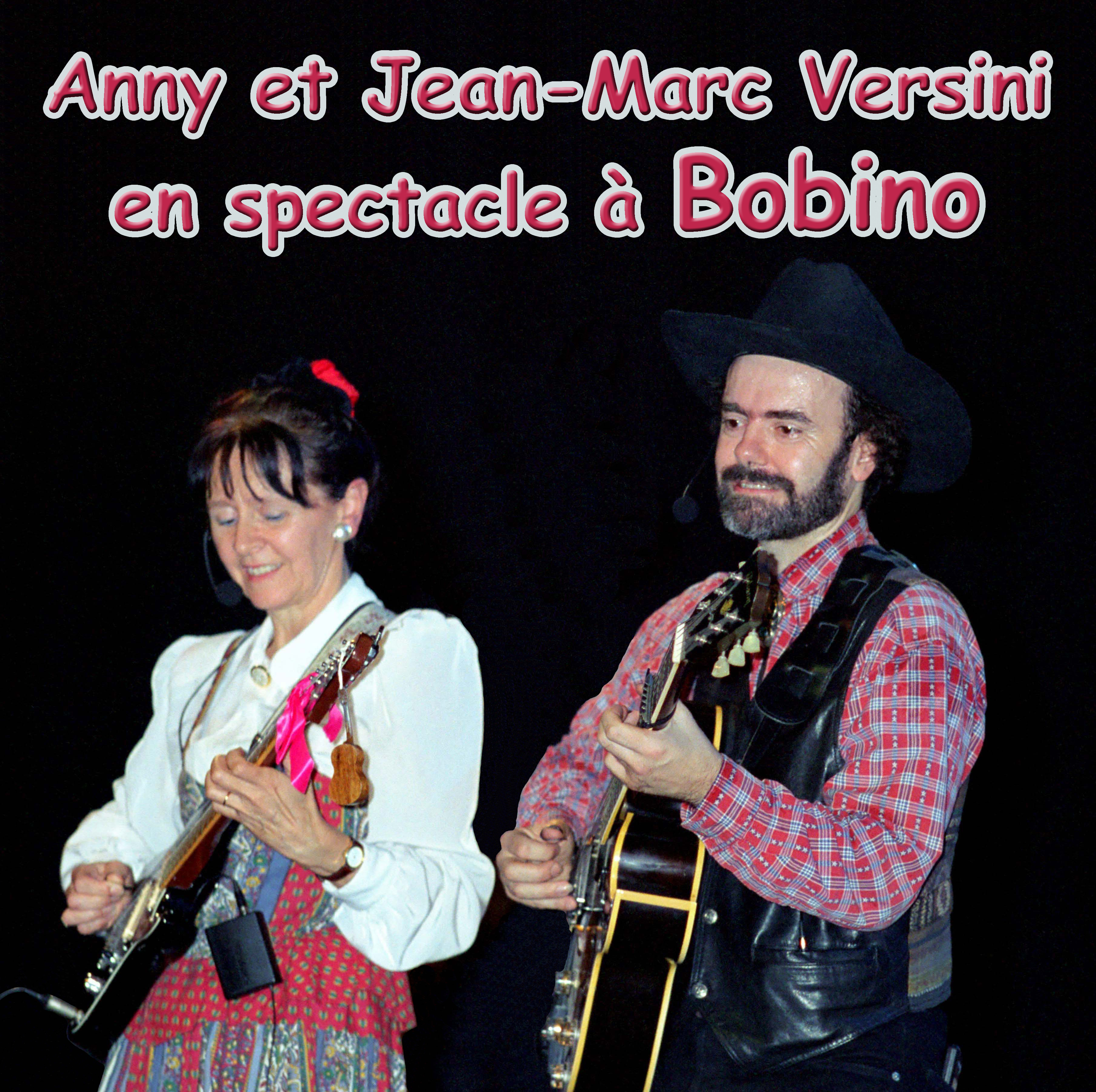 Vidéos spectacles Versini